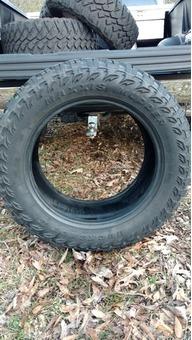 Buckshot Maxxis 2 mud tires 33x12.50x20